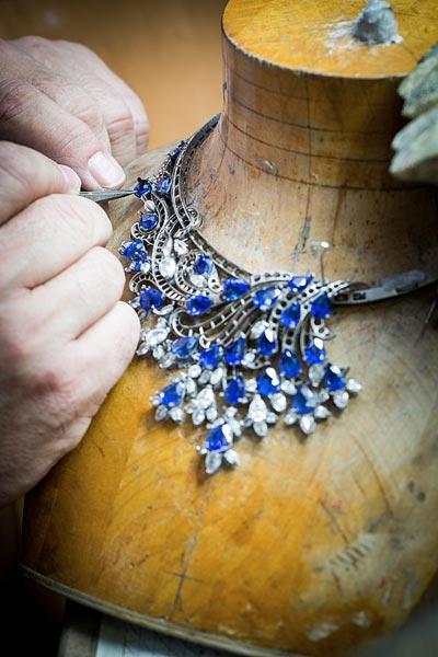 - Jewelry work - adjusting