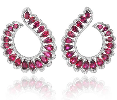 - Precious Chopard earrings - Ref.: 849591-1007