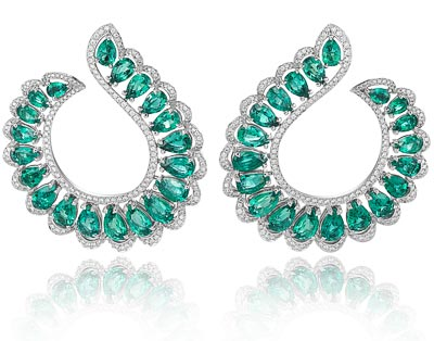 - Precious Chopard earrings - Ref.: 849591-1009