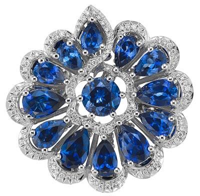 Precious Chopard ring – Ref.:  829591–1004