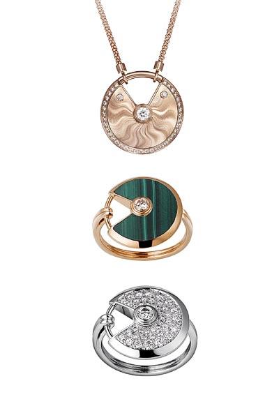 Cartier Amulettes