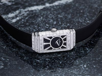 Jaeger-Lecoultre Reverso One High Jewellery watch