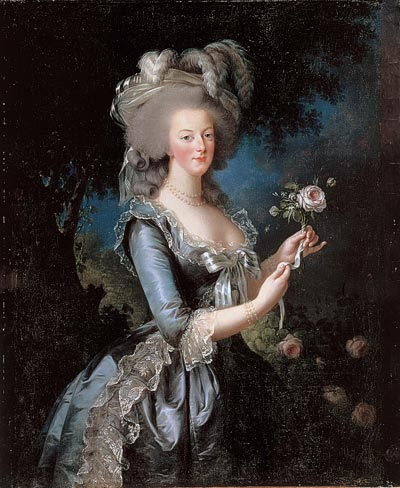 Portrait deMarie-Antoinette