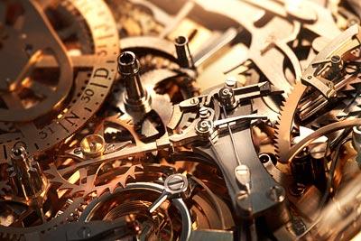 La montre depoche N°1160, reproduction delacélèbre «Marie-Antoinette» commandée pourelle en1783