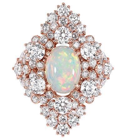 - Dior Étincelante Opal ring - Ref.: JDDE93060