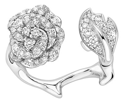 - Rose Dior Bagatelle ring