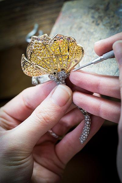 - Jewelry work, assembling