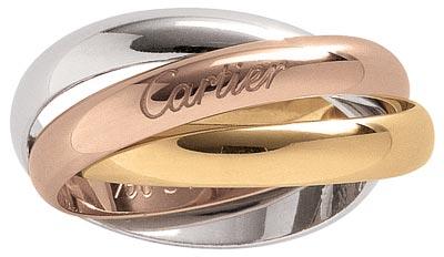 Cartier Trinity, l'originelle - Bague Trinity 3 ors