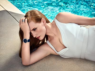 ​Jessica Chastain, International Brand Ambassador