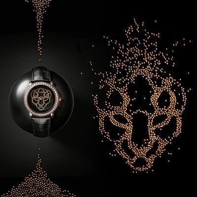 - Cartier Révélation d'une Panthère watch