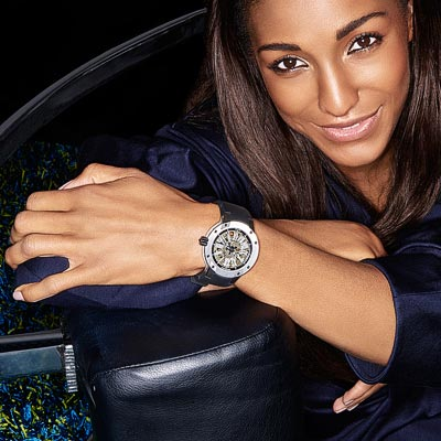 - Nafi Thiam - heptathlon champion - joins Richard Mille