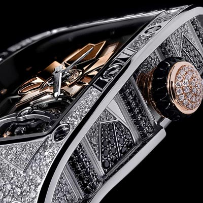 - Richard Mille RM 71-01 Automatic Tourbillon Talisman