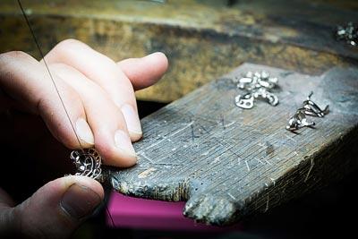 - =Jewelry work - open work