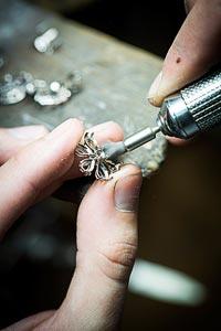 - Jewelry work –pre-polishing