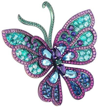 Butterfly Haute Joaillerie brooch. Ref.: 859760-9001