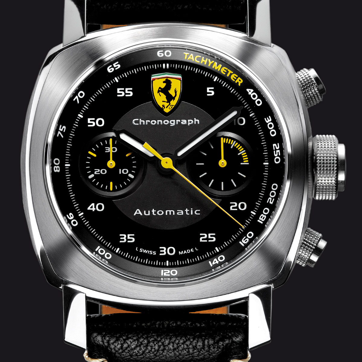 The Watch Quote: Photo - Panerai celebrates 60 years of Ferrari
