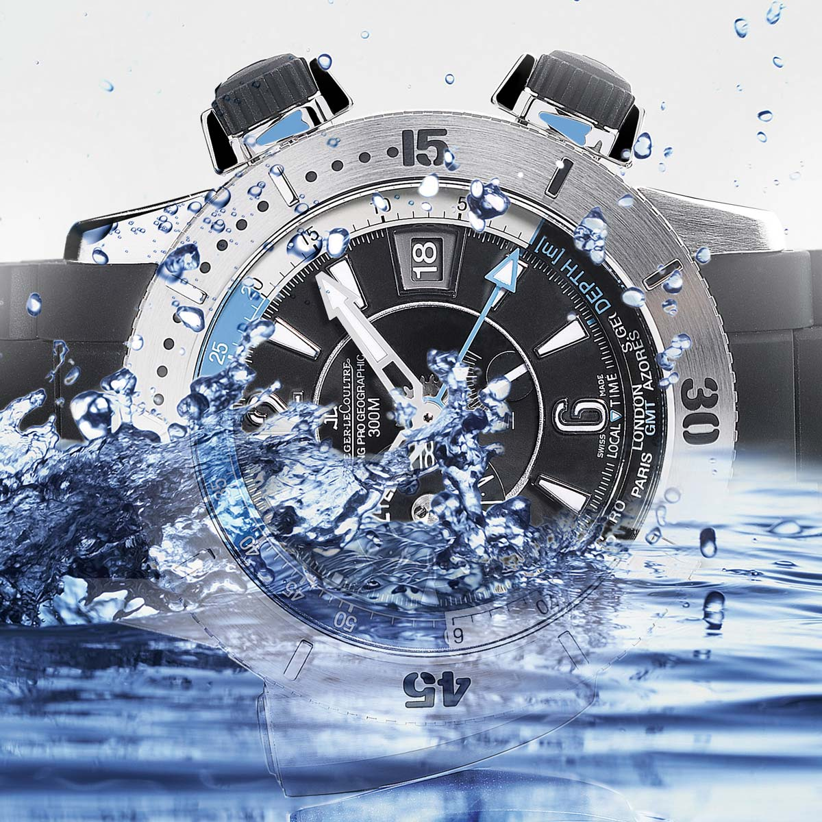 The Watch Quote: Photo - Jaeger-LeCoultre Diving