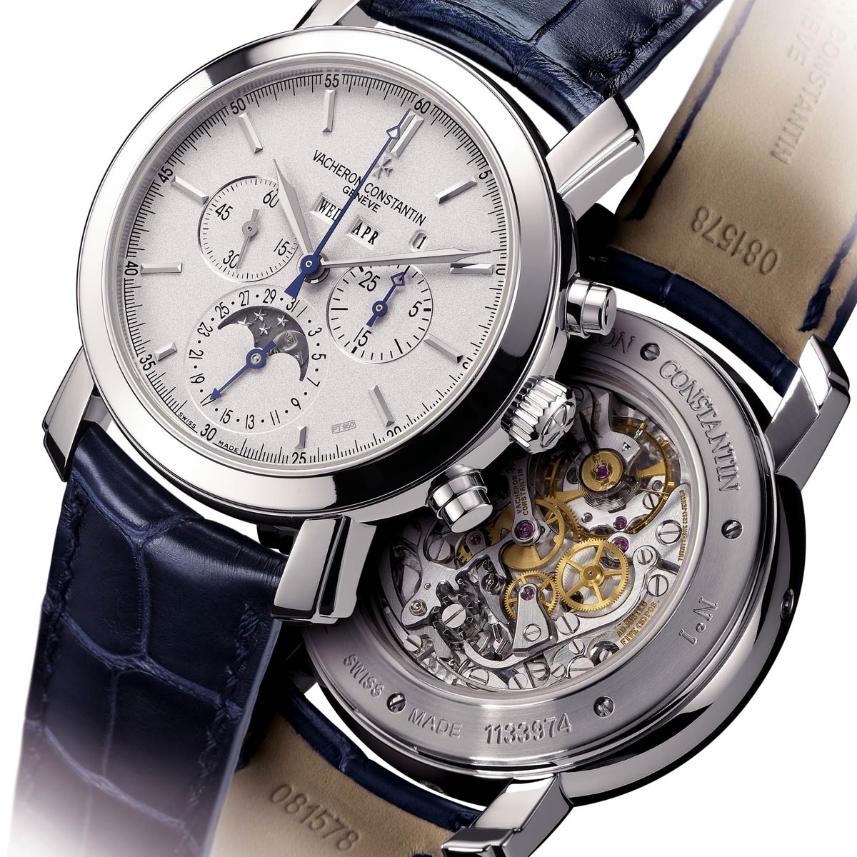 The Watch Quote: Photo - Vacheron Constantin Excellence Platine 2007