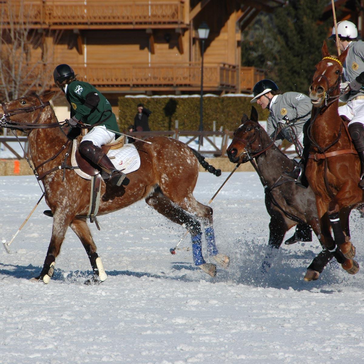 La Cote des Montres : Photo - Jaeger-LeCoultre Megève Polo Masters 2008