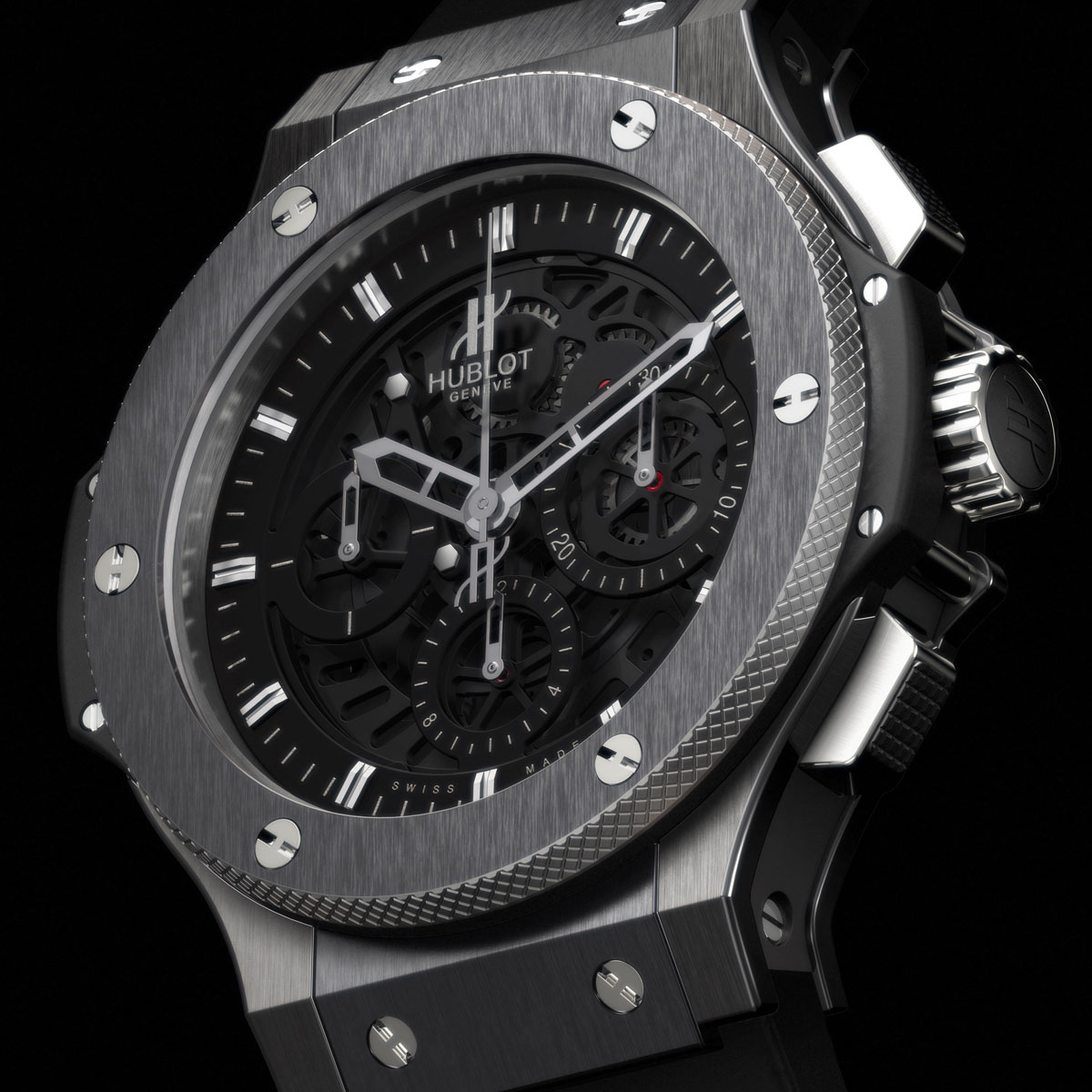 The Watch Quote: Photo - Hublot Big Bang « Aero Bang »