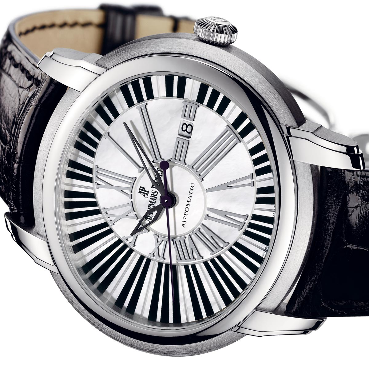 The Watch Quote: Photo - Audemars Piguet Millenary Pianoforte