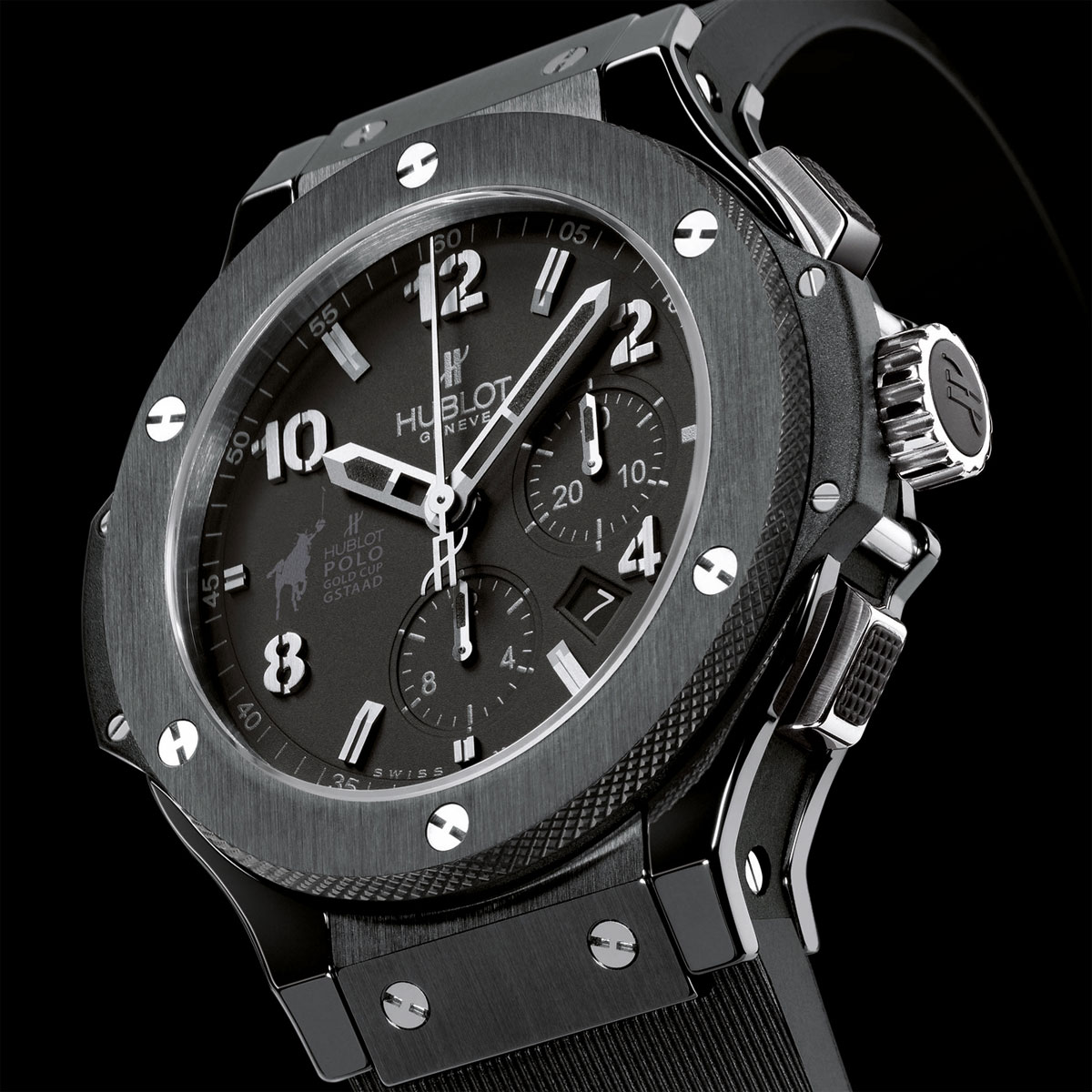 The Watch Quote: Photo - Hublot Big Bang Polo Club Gstaad