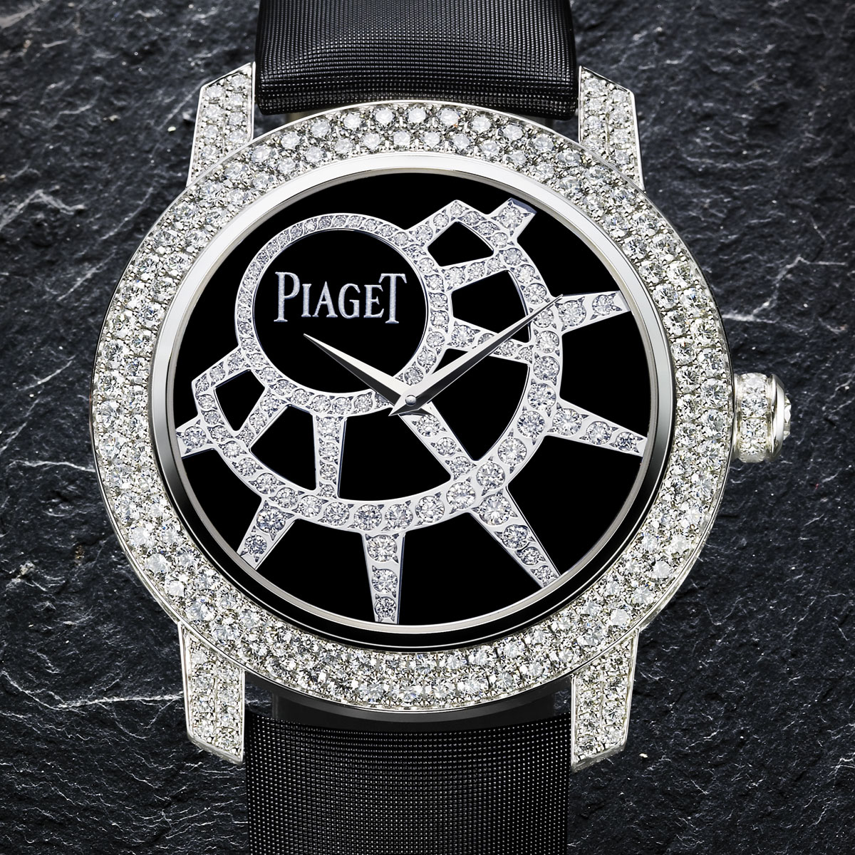 The Watch Quote: Photo - Piaget Limelight  Paris-New York