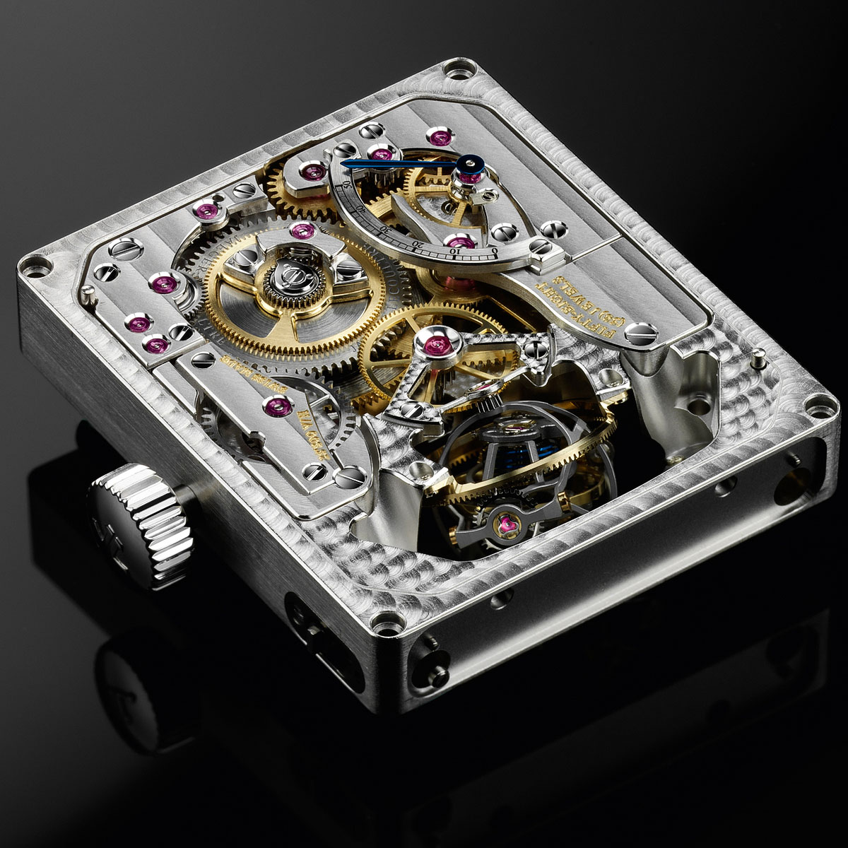 The Watch Quote: Photo - Jaeger-LeCoultre Reverso Gyrotourbillon 2