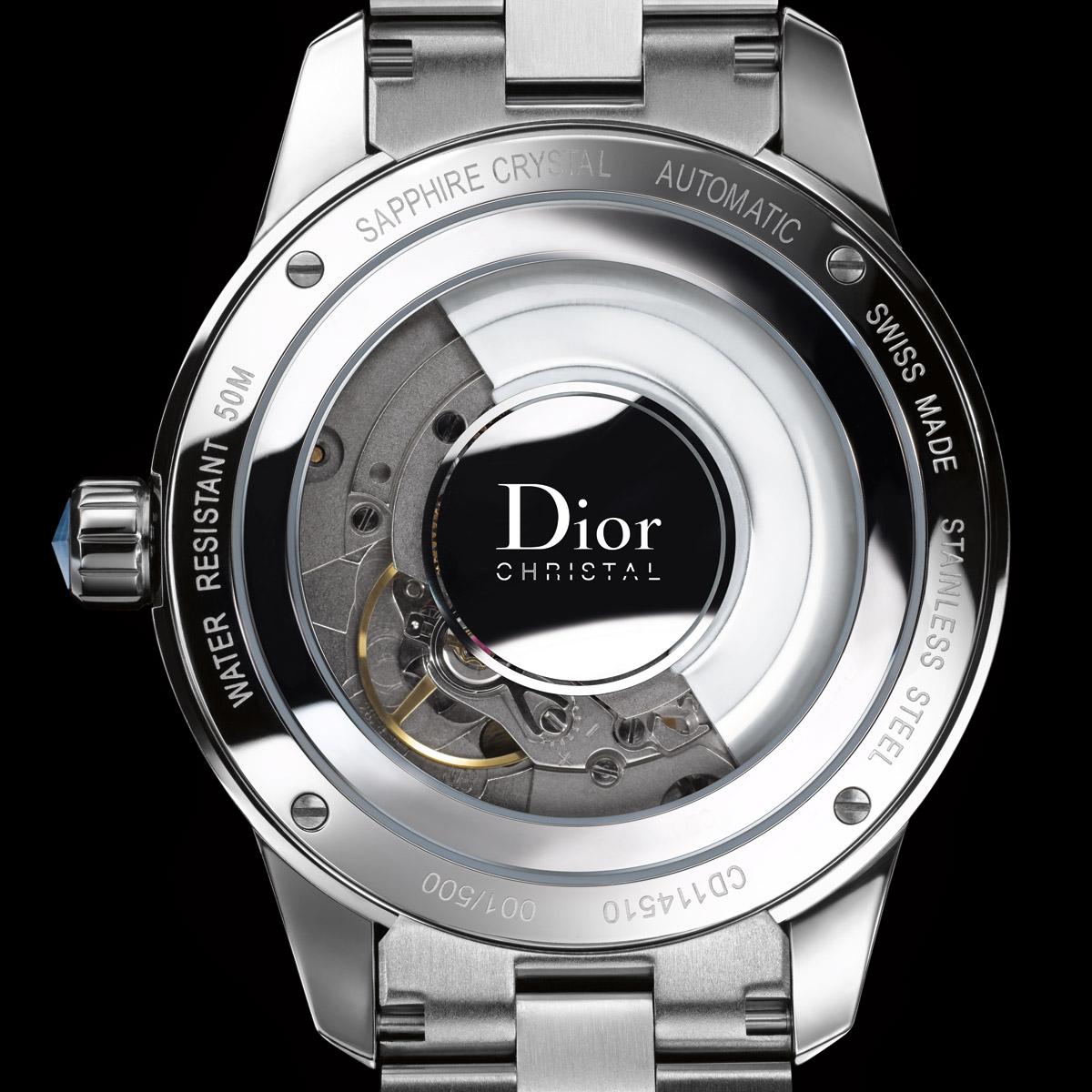 La Cote des Montres : Photo - Dior Christal Dazzling Midnight
