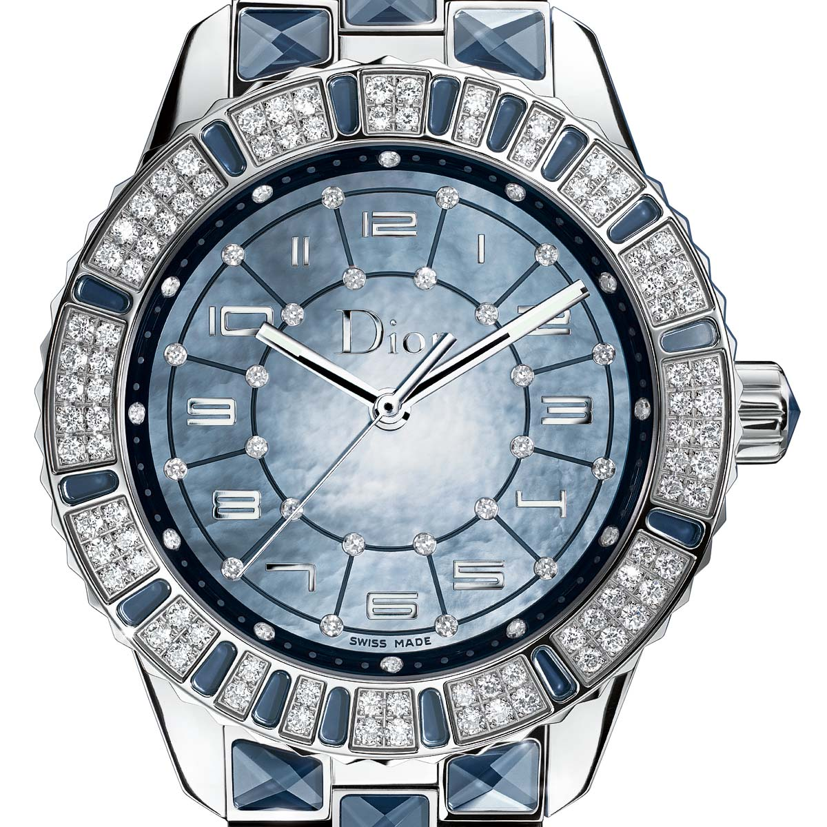 La Cote des Montres : Photo - Dior Christal Dazzling Midnight