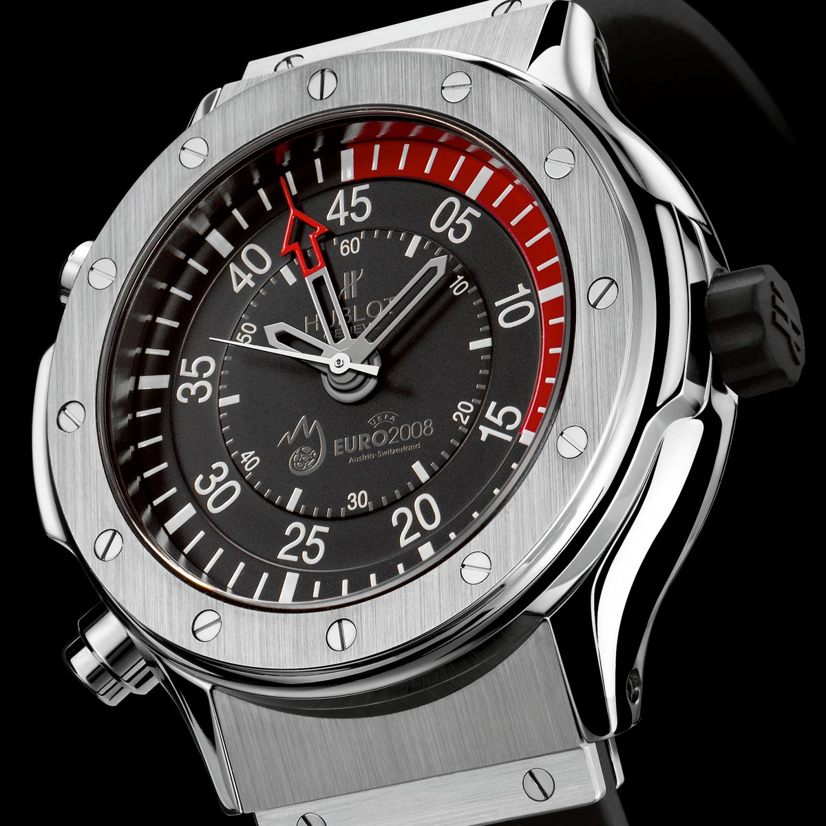 The Watch Quote: Photo - Hublot EURO 08 Chronometer