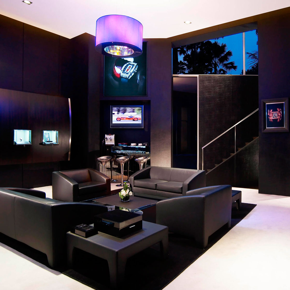The Watch Quote: Photo - Richard Mille launches his new loft in Singapore