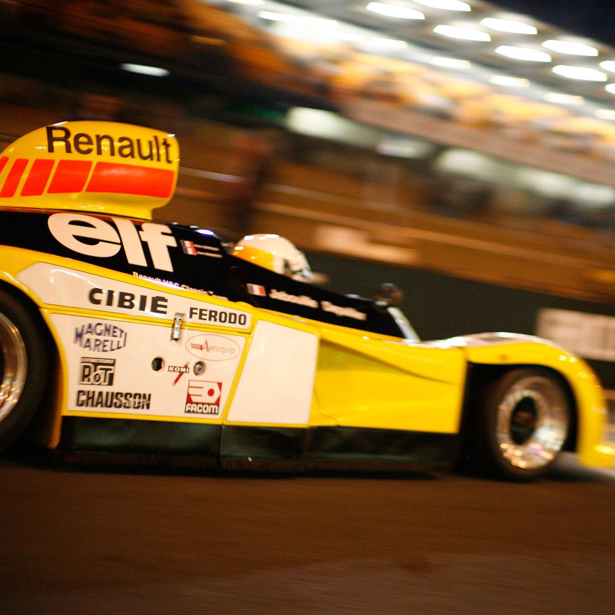 La Cote des Montres : Photo - Richard Mille Le Mans Classic 2008