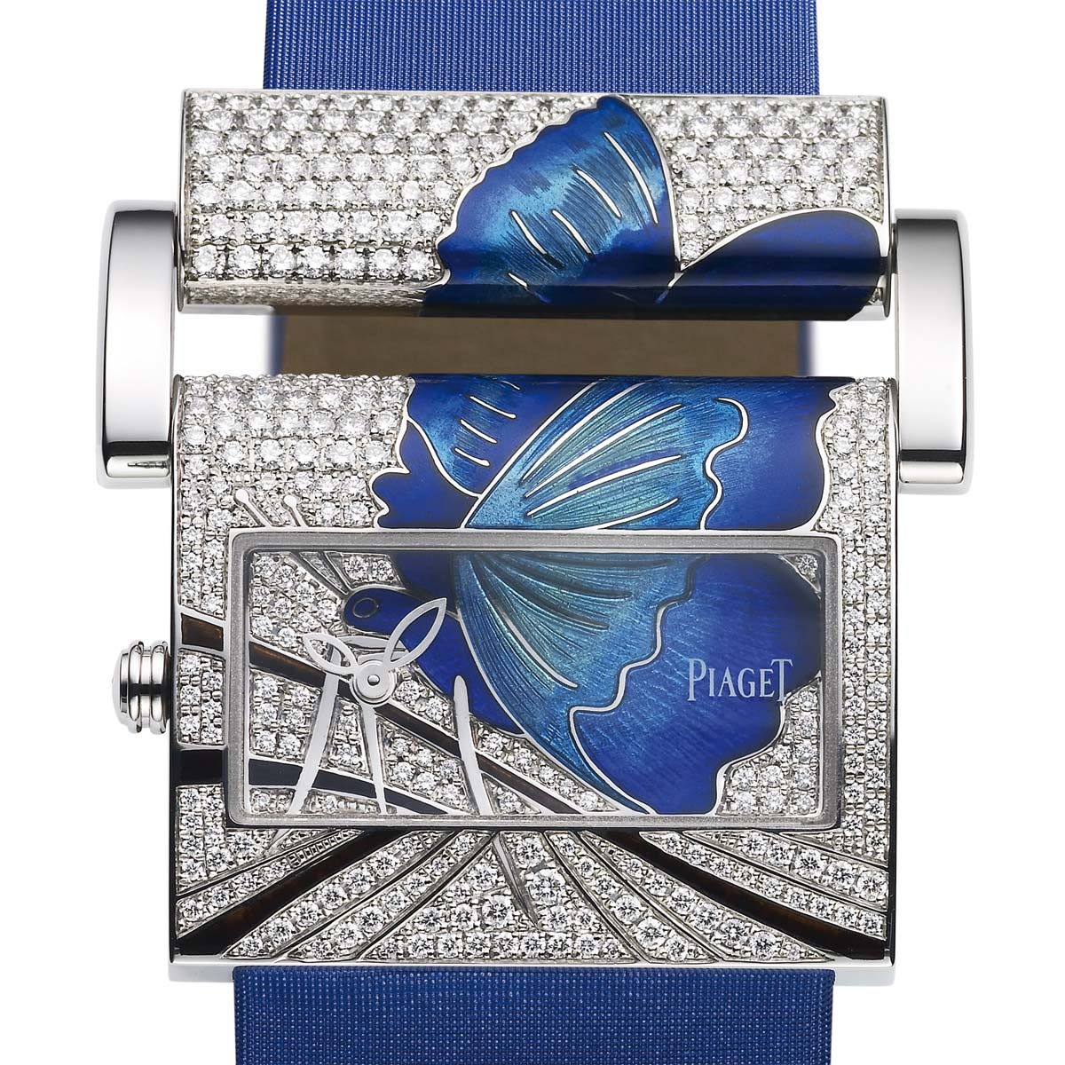 The Watch Quote: Photo - Piaget and the art of enamelling