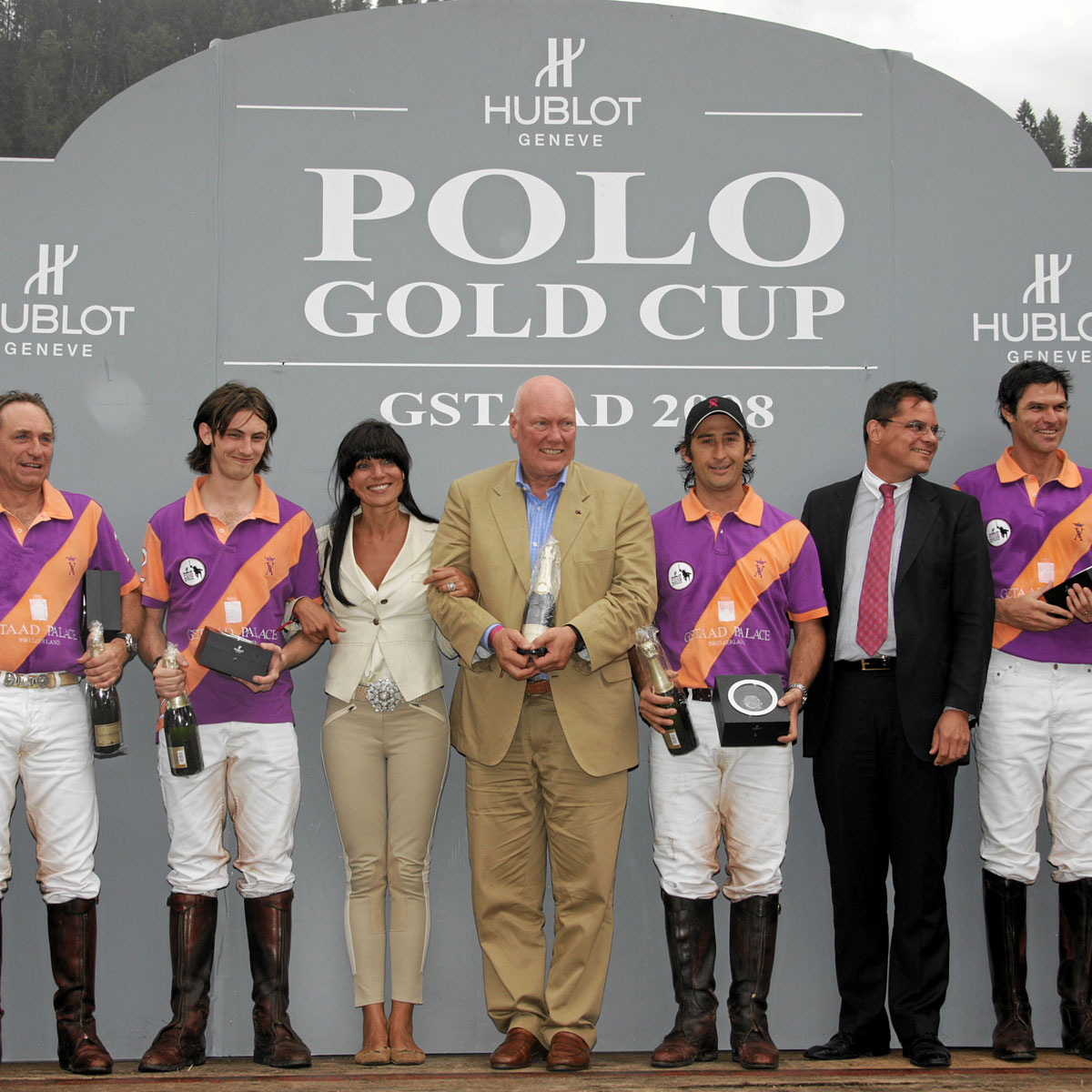 La Cote des Montres : Photo - Hublot Polo Gold Cup Gstaad