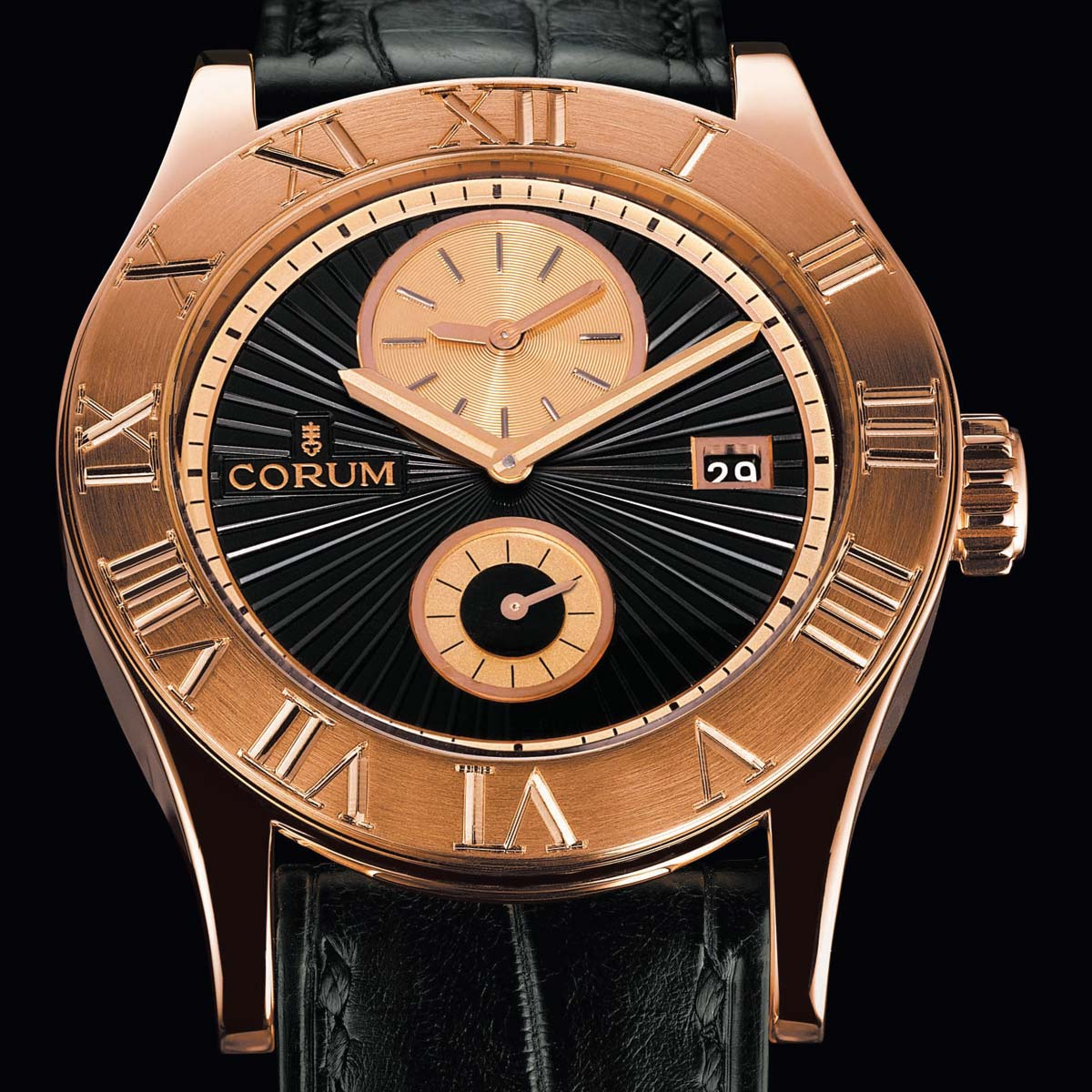 La Cote des Montres : Photo - Corum soutient le Global Brand Forum