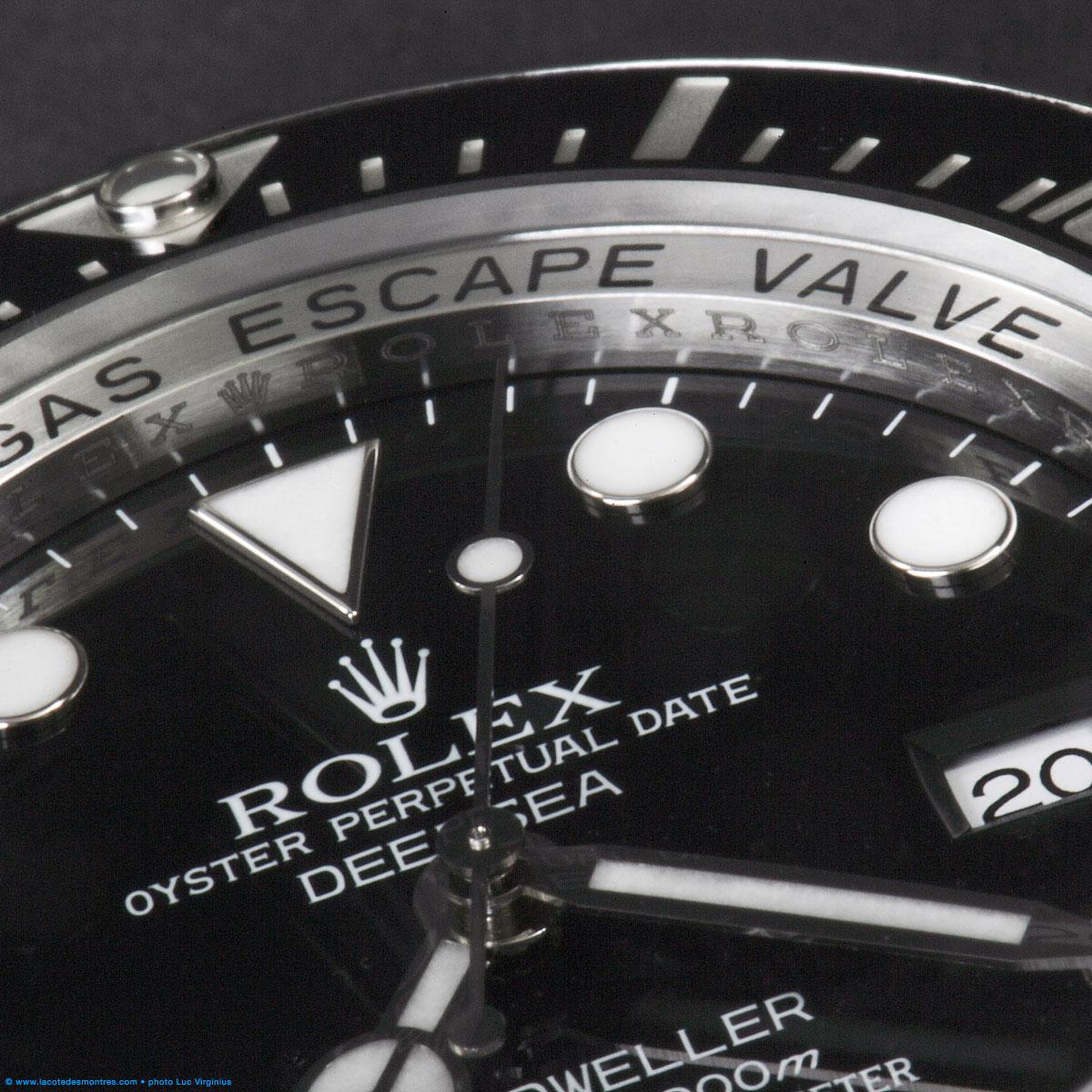 The Watch Quote: Photo - Rolex Sea-Dweller Deepsea