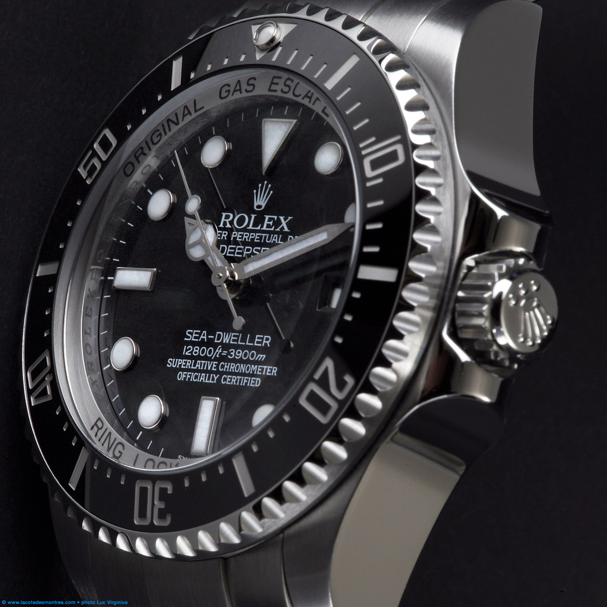 The Watch Quote: Photo - Rolex Sea-Dweller Deepsea
