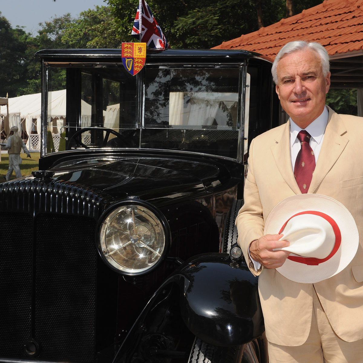 """The Watch Quote: Photo - Cartier """"Travel with Style� Concours d'Elegance"""