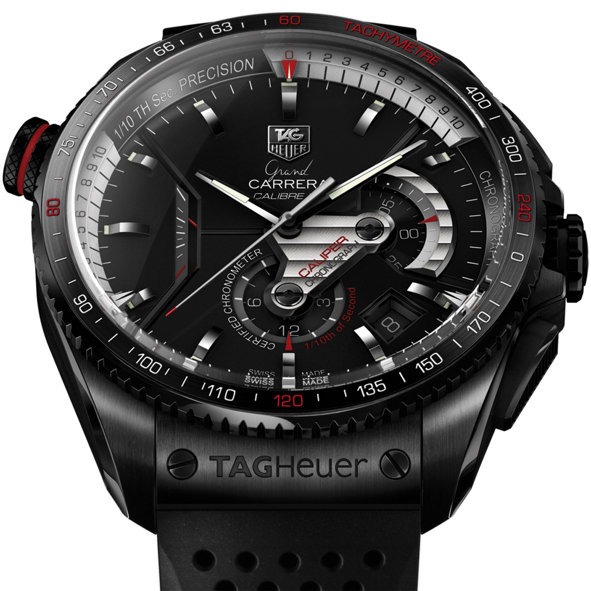 The watch quote photo tag heuer grand carrera calibre 36 rs caliper