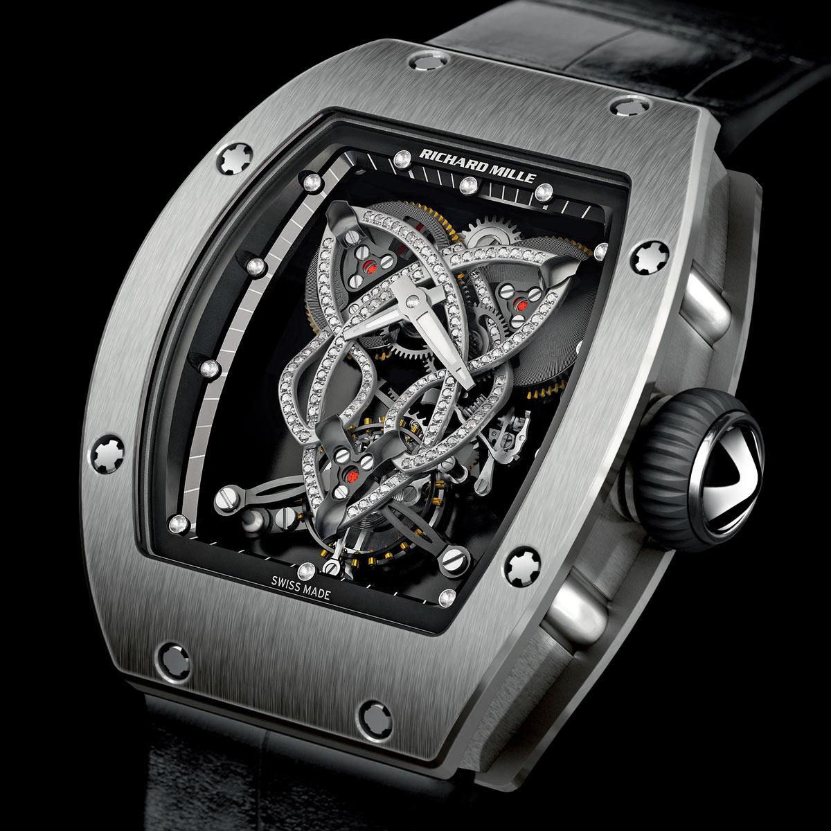 The watch quote the richard mille rm 019 celtic knot ladies the timeless nature of the spirit biocorpaavc Choice Image