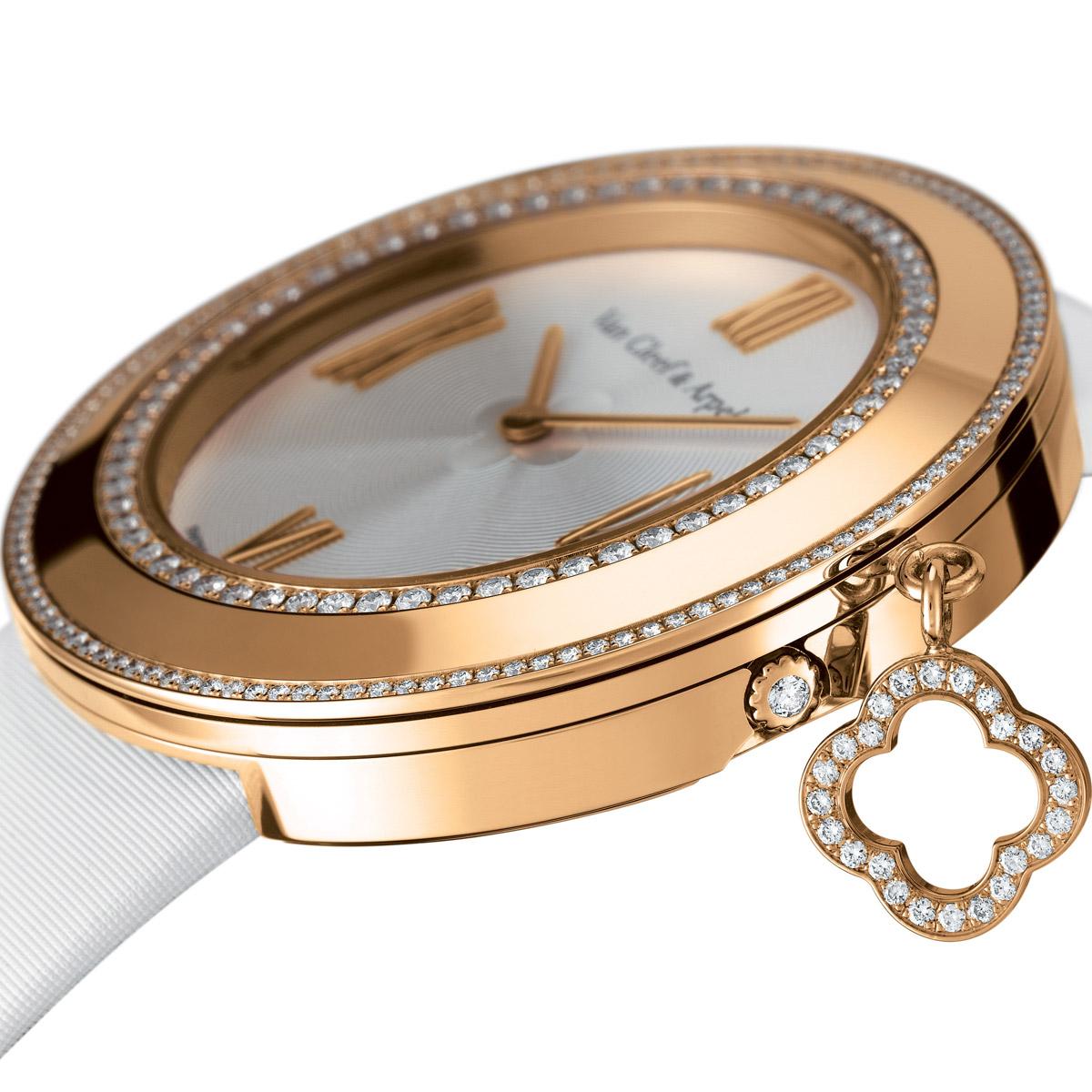 The Watch Quote: Photo - Van Cleef