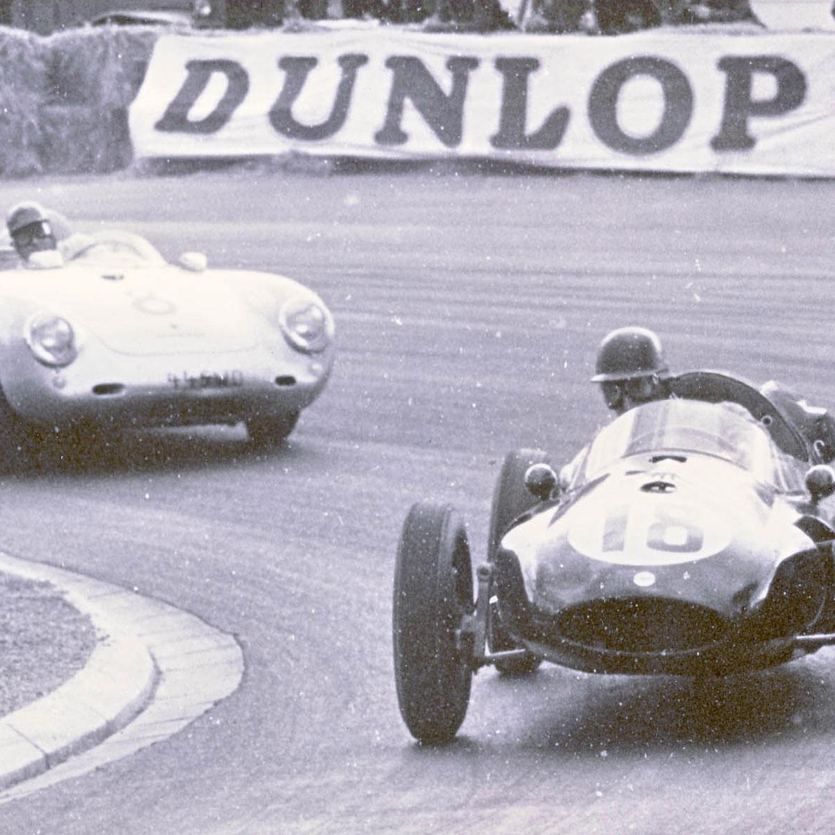 La Cote des Montres : Photo - Richard Mille chronométreur officiel du Grand Prix de Pau Historique