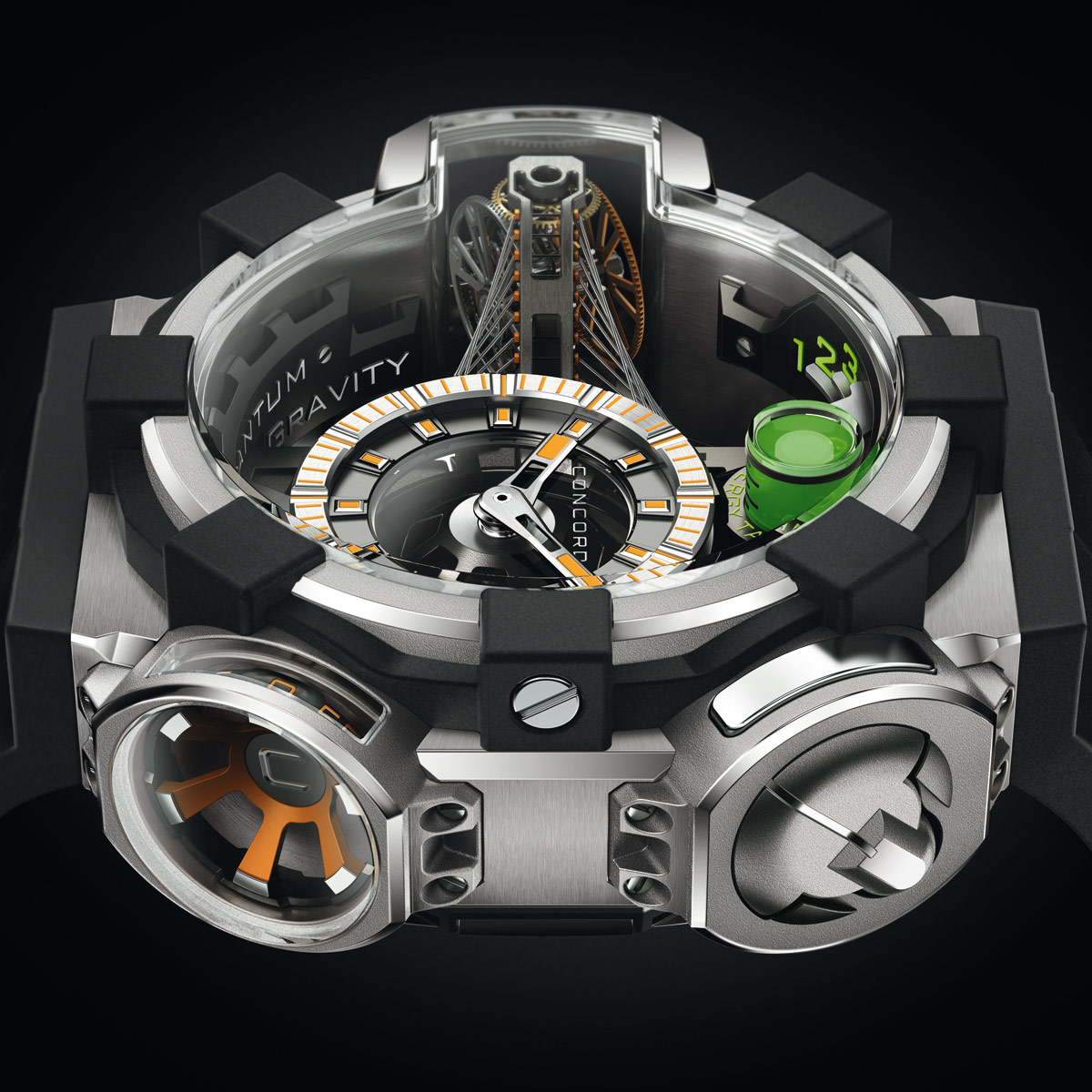 The Watch Quote: Photo - Concord C1 QuantumGravity