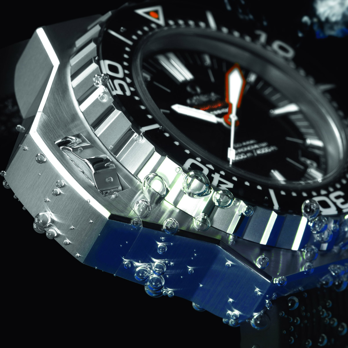 The Watch Quote: Photo - Omega Seamaster Ploprof 1200M