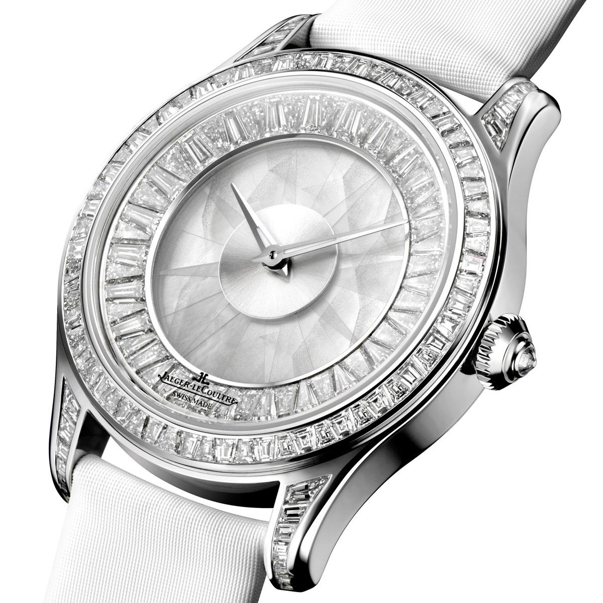 La Cote des Montres : Photo - Les montres Haute Joaillerie chez Jaeger-LeCoultre