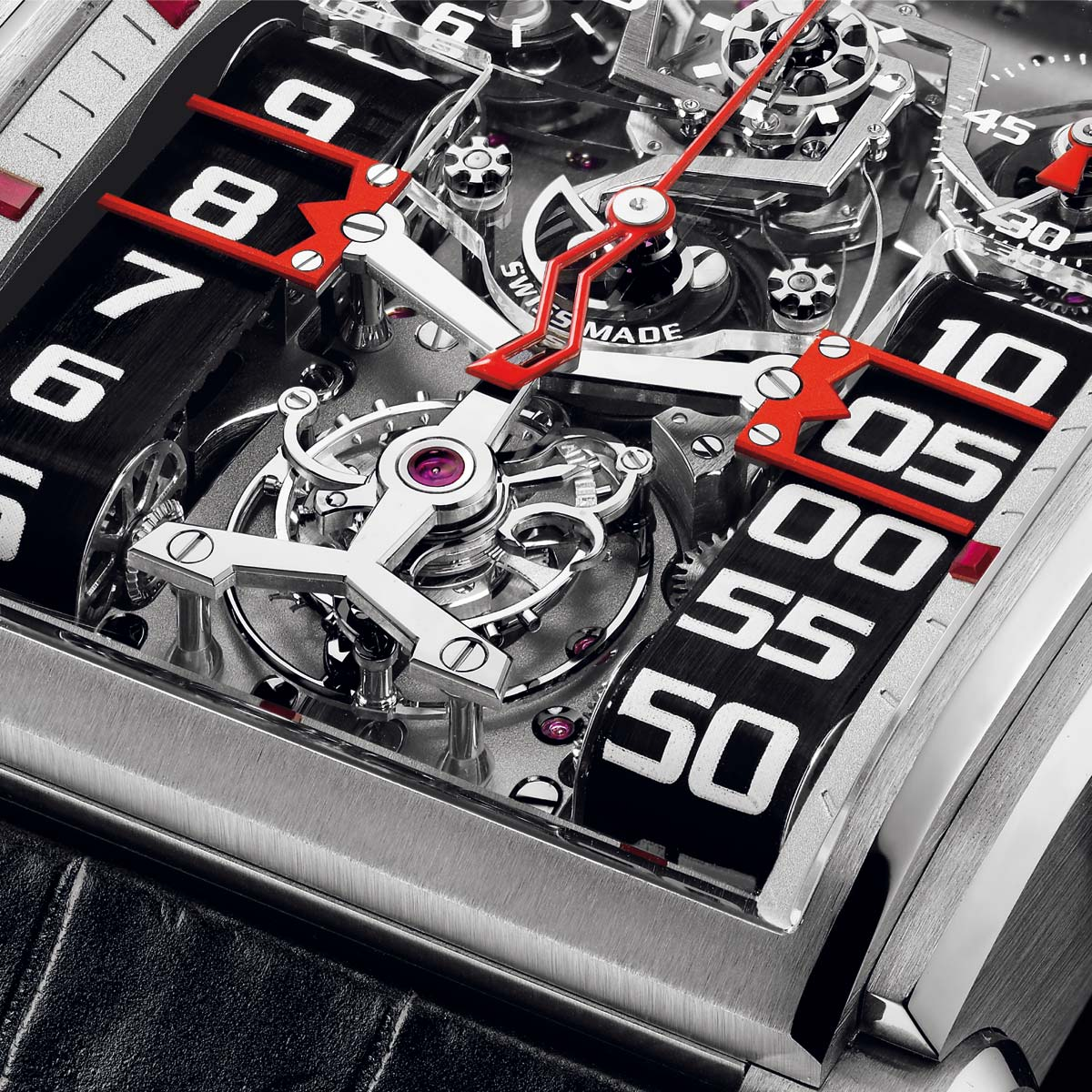 The Watch Quote: Photo - Christophe Claret DualTow