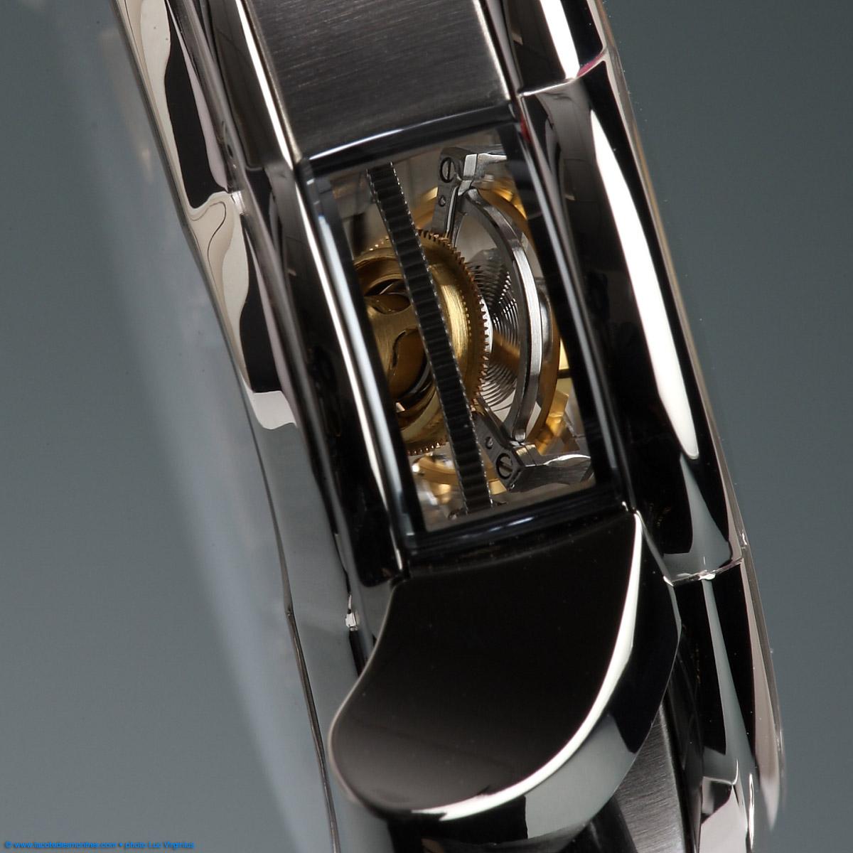 La Cote des Montres : Photo - Greubel Forsey Quadruple Tourbillon à différentiel sphérique