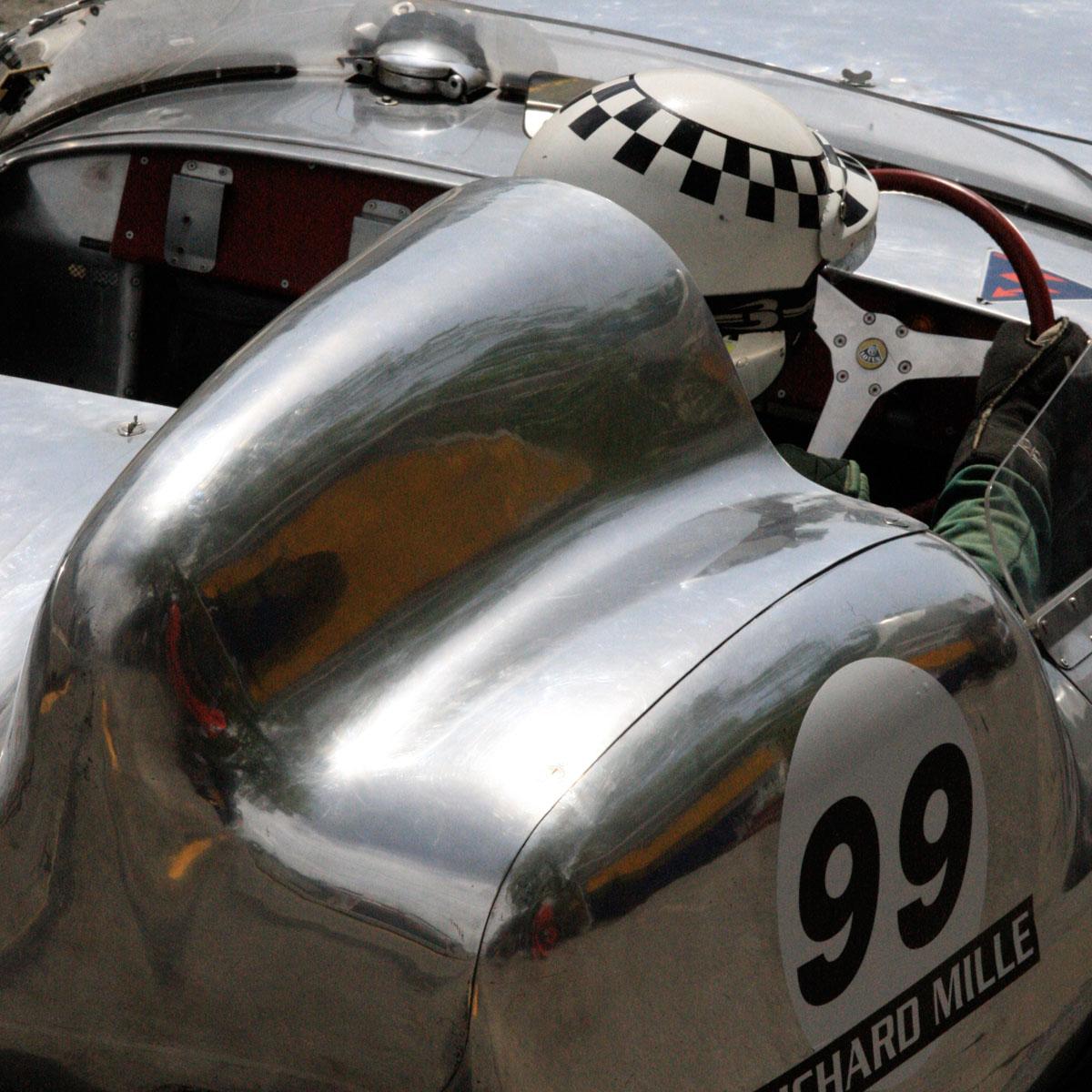 La Cote des Montres : Photo - Richard Mille  Grand Prix de Pau Historique 2009