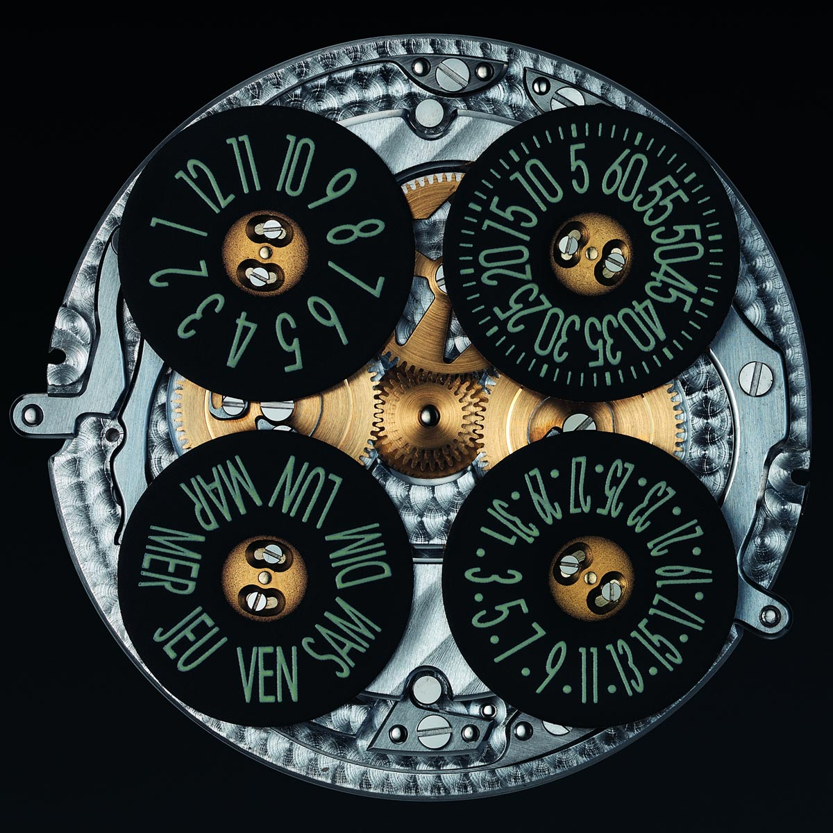 "The Watch Quote: Photo - Vacheron Constantin Métiers d'Art ""Les Masques"""